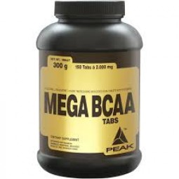 Mega BCAA Tabs