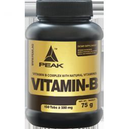Peak Vitamin B